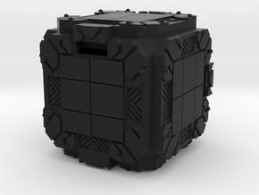 SH Figuarts & So-Do Pandora Box in Black Natural Versatile Plastic: 1:12