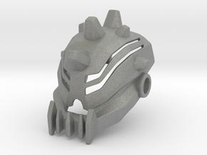 Baterra Head/Helmet in Gray Professional Plastic