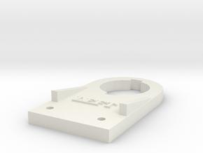 CM-4-L  in White Natural Versatile Plastic
