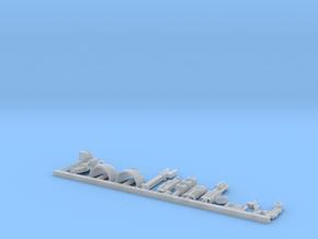 Mechanical Marine Accessories-28mm in Smoothest Fine Detail Plastic