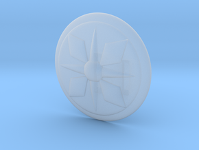 Chill Shield in Smooth Fine Detail Plastic