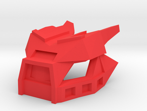 rahi head 1 in Red Processed Versatile Plastic