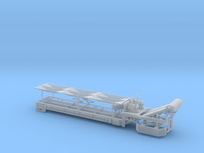1/64th Dual Belt Conveyor in Smooth Fine Detail Plastic