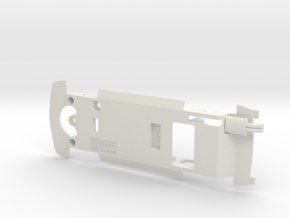 PSAA00101 Chassis for Autoart BMW M3 E30 DTM in White Natural Versatile Plastic