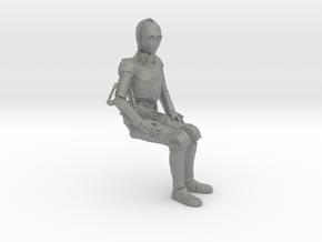 Extra Figure for Revell X-34 Landspeeder in Gray Professional Plastic