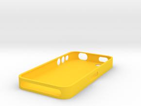 iphone4s in Yellow Processed Versatile Plastic