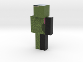 636048652460093252 | Minecraft toy in Natural Full Color Sandstone