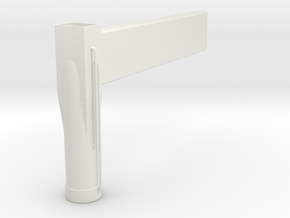 Support_Leg in White Natural Versatile Plastic