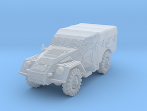 BTR 40 (covered) scale 1/160 in Smooth Fine Detail Plastic