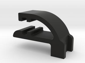 Beta98HC Drum Rim Adaptor in Black Natural Versatile Plastic
