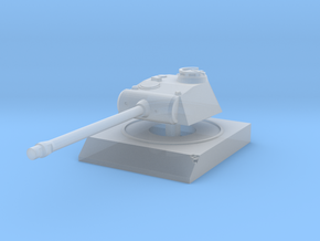 pantherturm scale 1/87 in Smooth Fine Detail Plastic