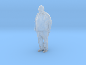 Printle C Homme 2062 - 1/87 - wob in Smooth Fine Detail Plastic