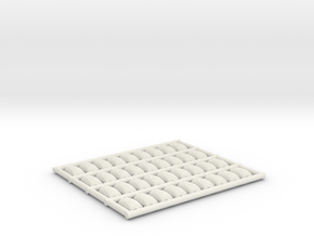 1/87 Scale 36 Large Sacks in White Natural Versatile Plastic