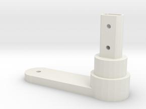 CM-11-H  in White Natural Versatile Plastic