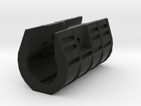 Incognito MP5K M-LOK Handguard (Long) in Black Natural Versatile Plastic