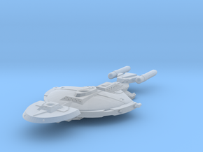 Unionist Battle Cruiser Leader in Smooth Fine Detail Plastic
