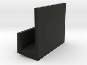 klemmetje voor privacy shades auto (blindering) in Black Natural Versatile Plastic