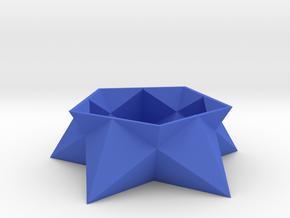 starsy1base in Blue Processed Versatile Plastic