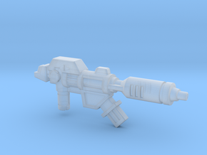 Wreck-Gar's Decelerator Laser (3mm, 5mm) in Smooth Fine Detail Plastic: Medium
