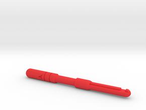 Armada Megatron Rear Missile in Red Processed Versatile Plastic
