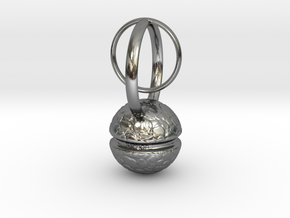 Sphere in Polished Silver
