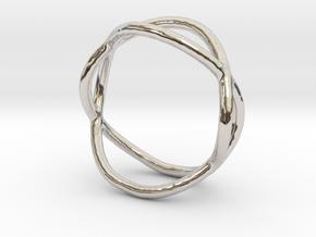 Ring 10 in Platinum