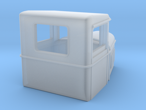 HO 1931 Ford AA Truck Cab Complete in Smooth Fine Detail Plastic