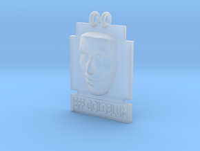 Cosmiton Fashion P - Jeff Goldblum - 25 mm in Smoothest Fine Detail Plastic
