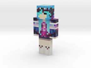 Nimji | Minecraft toy in Natural Full Color Sandstone