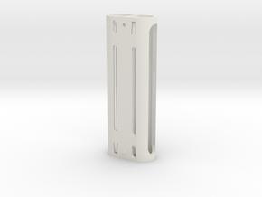 FSR Loader - 14 Rnd (7x2) V1 in White Natural Versatile Plastic