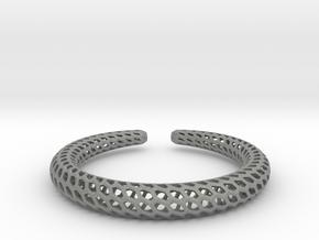 DRAGON Strutura, Bracelet. in Gray PA12: Extra Small