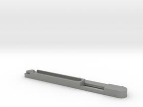 Closet bracket in Gray PA12