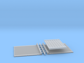 1/35 Tricon II Walls and Ceiling MSP35-090B in Smooth Fine Detail Plastic