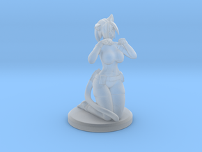 Roxy Catgirl Thief 40 mm Mini in Smooth Fine Detail Plastic
