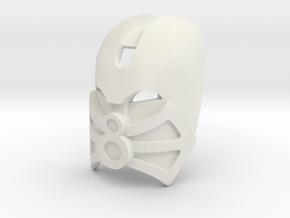 Noble Akaku in White Natural Versatile Plastic