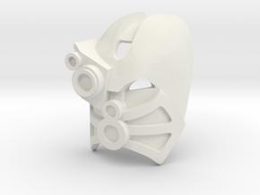 Noble Akaku (Scoped Variant) in White Natural Versatile Plastic