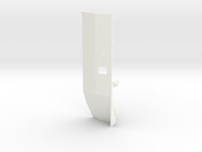 1.6 A10 MIBO COCKPIT (E) in White Processed Versatile Plastic