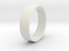 LP HILT NPXL Pogo Connector Holder in White Premium Versatile Plastic: Small