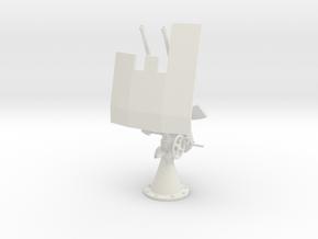 1/32 DKM 20mm C30 Double Flak Elevated Shield in White Natural Versatile Plastic