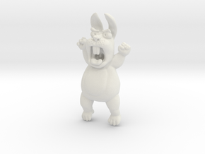 Mad Rabbit Neo Ratfink in White Natural Versatile Plastic