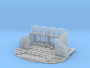 1/350 Refit Officer's Lounge Replacement in Smooth Fine Detail Plastic