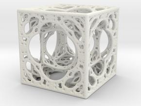 Mystic HyperMenger in White Natural Versatile Plastic
