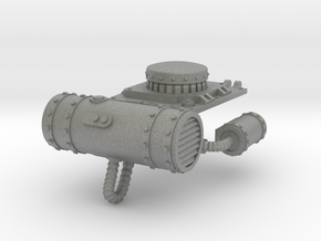 SciFi tank engine filters TEST in Gray Professional Plastic
