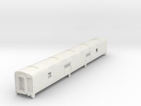 CPR Streamline BaggageCar in Nscale  in White Natural Versatile Plastic