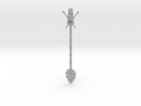 Tiki Pop Swizzle Stick in Aluminum