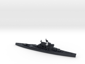 HMS Tiger 1939 1/2400 in Black Professional Plastic