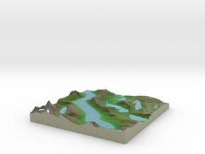 Terrafab generated model Tue Apr 17 2018 17:45:46  in Natural Full Color Sandstone