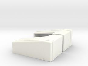 1.4 A10 ACE II SEAT (C) in White Processed Versatile Plastic