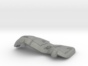 Stormwave Cockpit cover in Gray Professional Plastic: Small