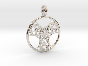 MAGIC MASTERS in Rhodium Plated Brass